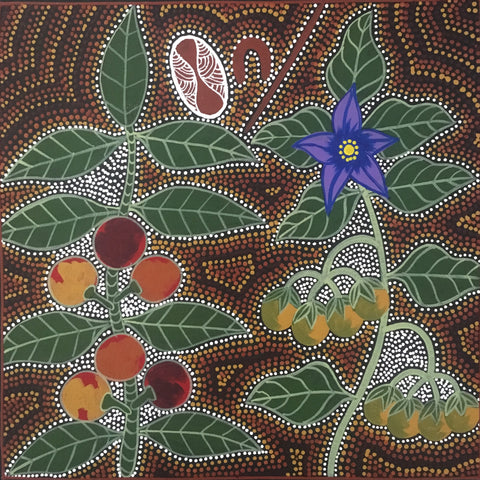 BUSH TUCKER BY MARIE RYDER