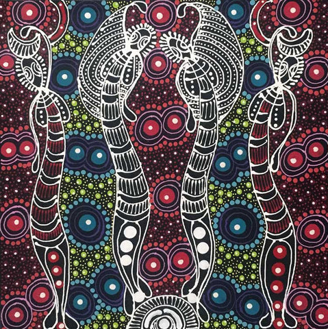 Dreamtime Sisters by Colleen Wallace Nungari (NEW)