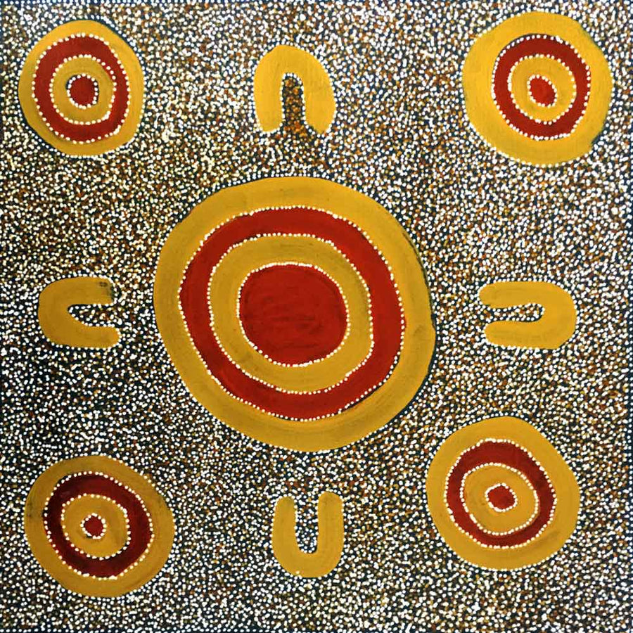 Aboriginal Art Online Aboriginal Dot Paintings Indigenous Artwork