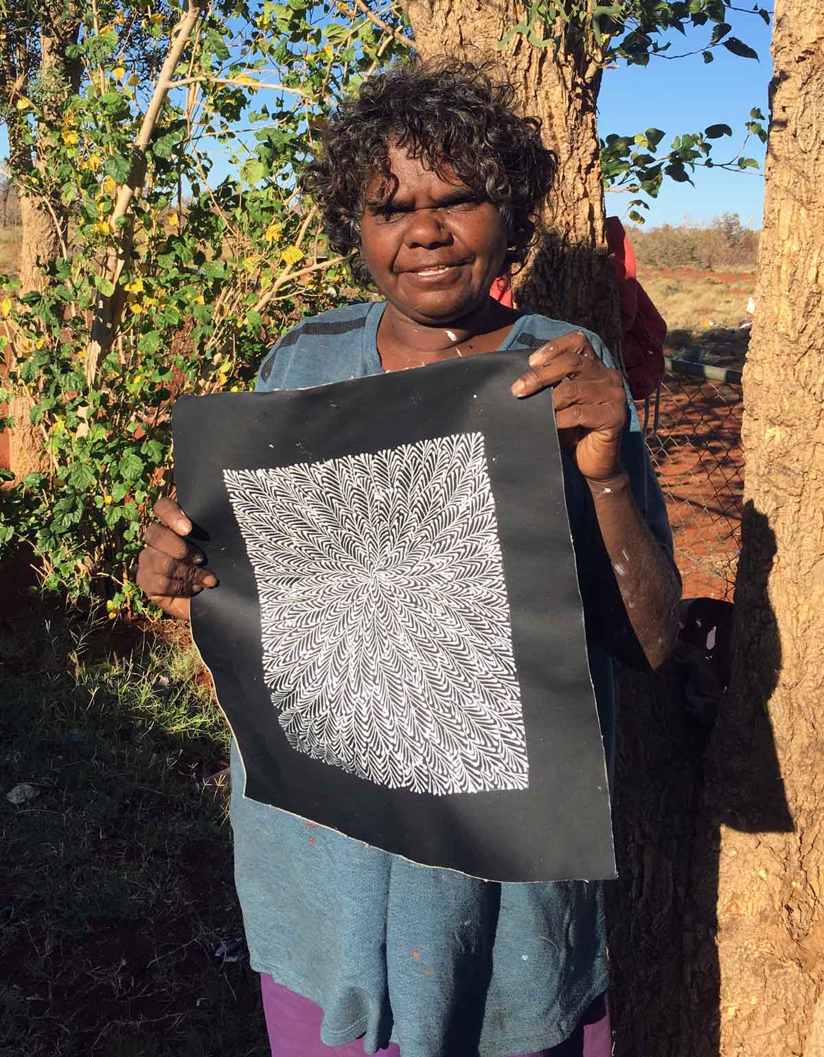Bush Medicine (Ilpengk) by Dorrie Jones