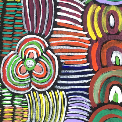 Alhalkere Country by Josie Kunoth, Australian Aboriginal Art
