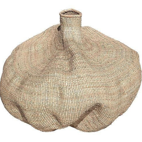 FAIR TRADE BULAWAYO GARLIC gourd - large
