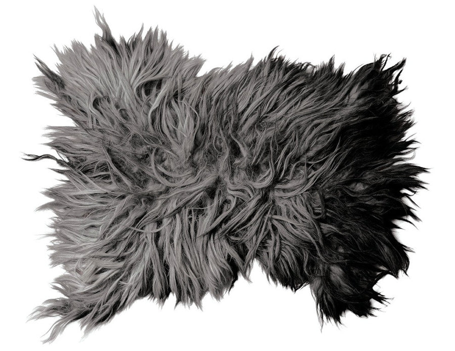 ANIMAL FRIENDLY SHEEPRUG | 100% Wool | Dark Grey