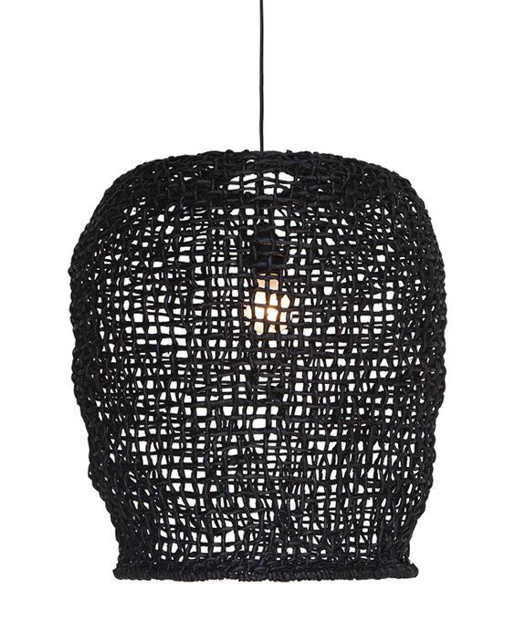 Bindu pendant light - black