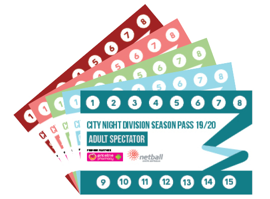 City Night Division Season Passes
