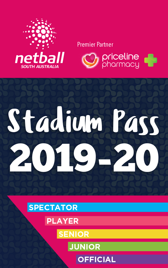 Stadium Pass Adult Spectator