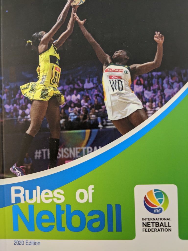 Rules of Netball 2020 Edition