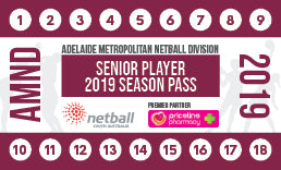 AMND Season Pass Senior Player -15 Games