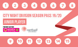 CND Season Pass Junior Player - 15 Game