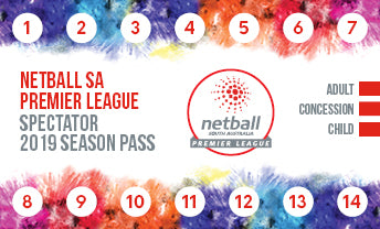 NSA Premier League Season Pass Concession Spectator