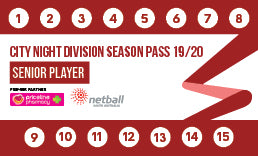 CND Season Pass Senior Player - 15 Game