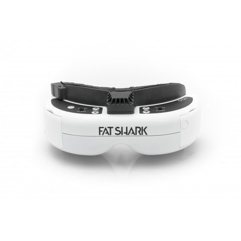 FatShark HDO OLED FPV-briller (m/18650 holder)