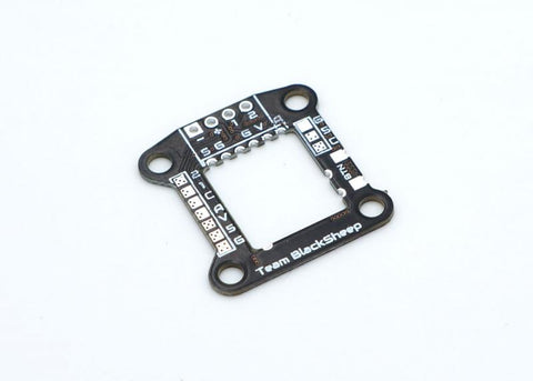 TBS Whitenoise Unify/Crossfire nano mounting board