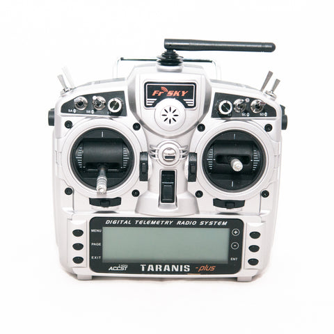 FrSky Taranis X9D Plus 2.4GHz Radio