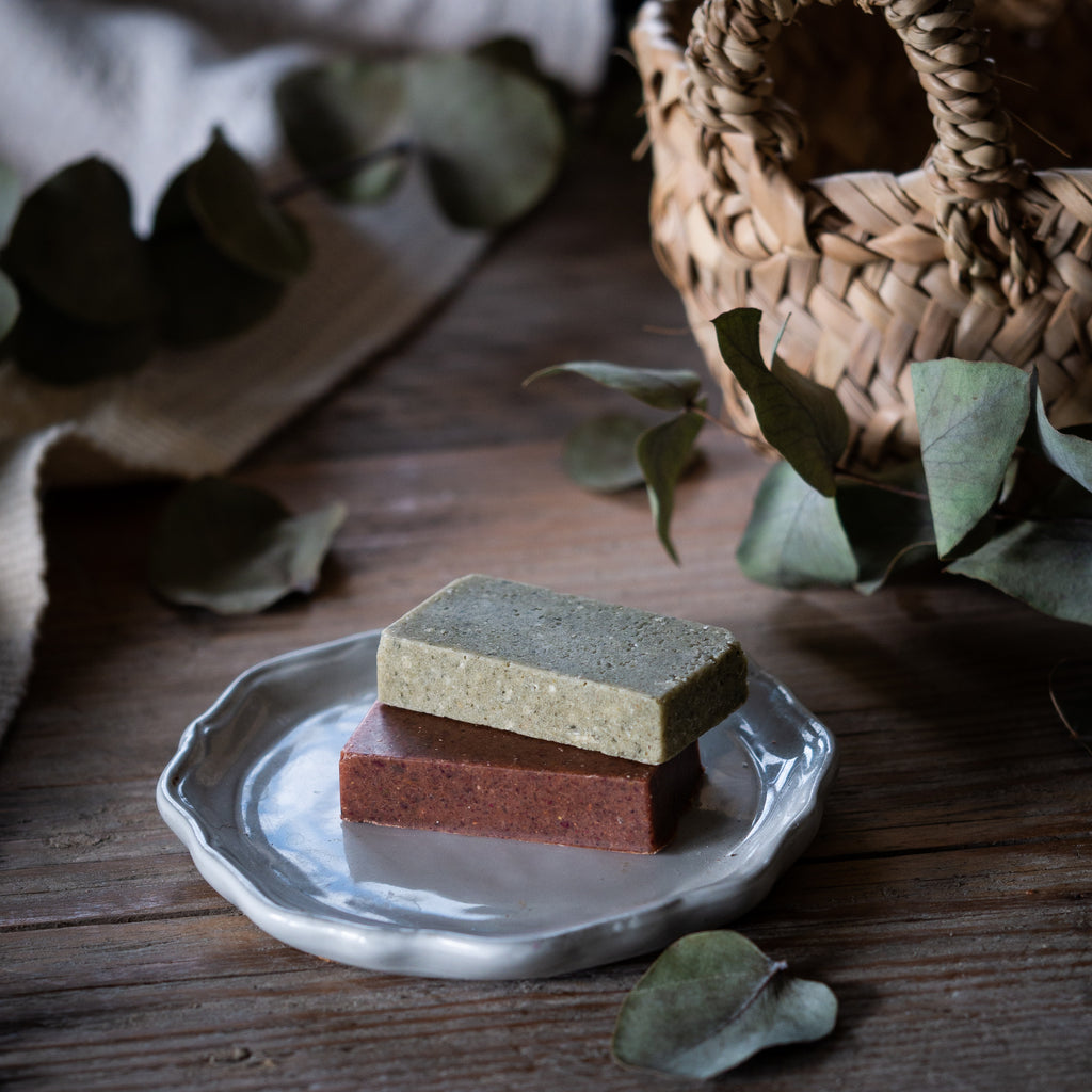 FACIAL EXFOLIATING CLAY BAR