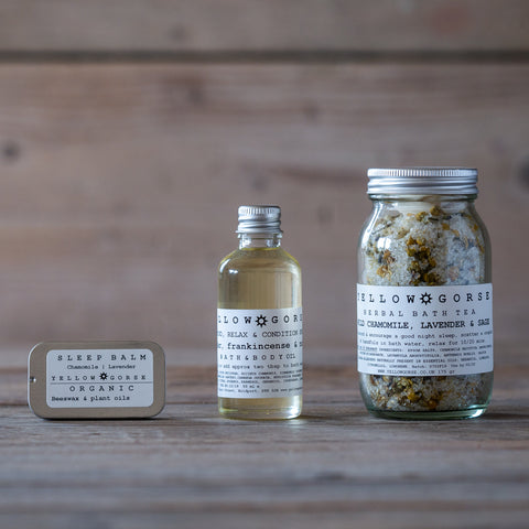 BOTANICAL RELAX & UNWIND SET
