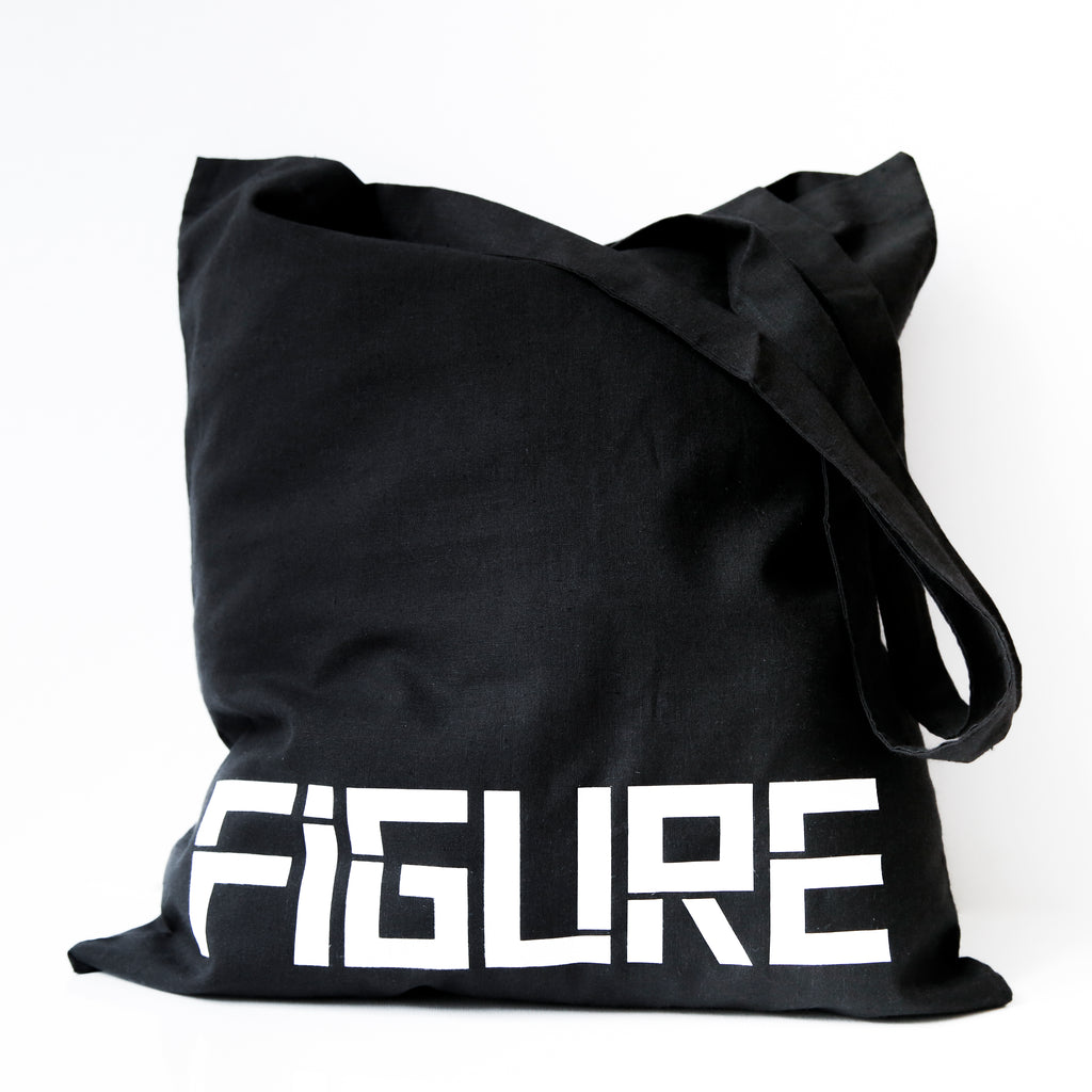 FIGURE TOTE BAG