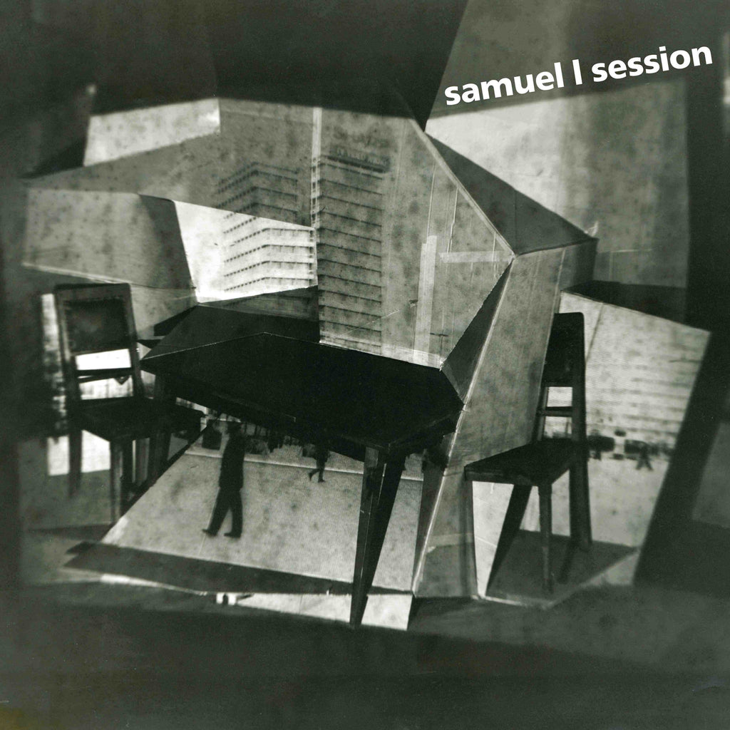 FIGURE 27 - SAMUEL L SESSION - INNER CITY DUST EP