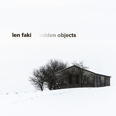 FIGURE 74 - LEN FAKI - HIDDEN OBJECTS