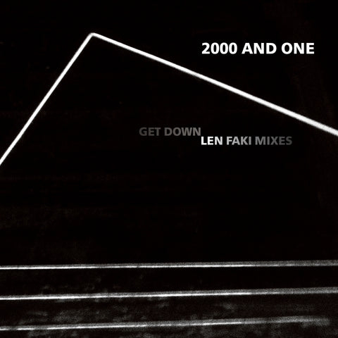 FIGURE 86 - 2000 AND ONE - GET DOWN - LEN FAKI MIXES