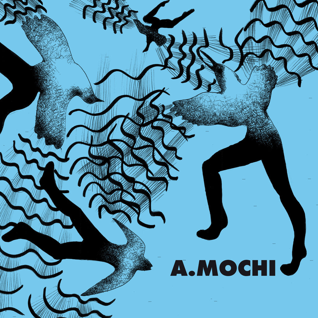 FIGURE 19 - A. MOCHI - BLACK OUT EP