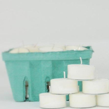 Bulk Unscented Tealight Candles for Party / Wedding