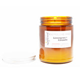 Lemongrass Citronella Bug Free Zone Mosquitoes Bugs Repellent Soy Candles