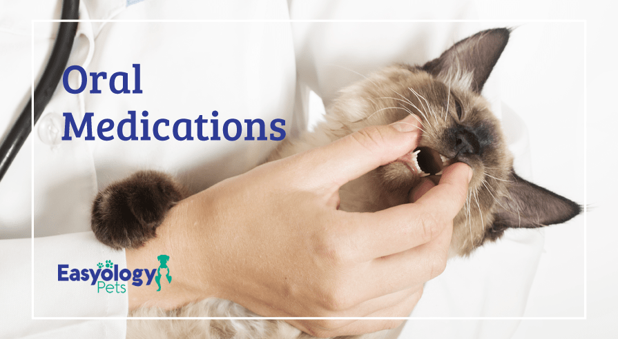 Oral Medications for Cats with Fleas