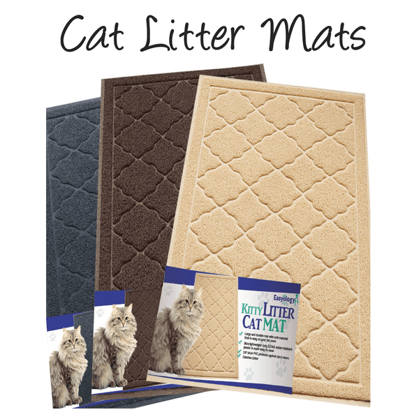 Cat Litter Mats - The Best Solution for Litter Tracking and Spreading