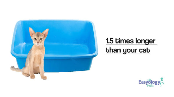 Cat Litter Box Length