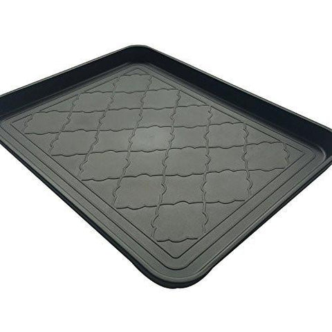Premium Pet Food Tray With Non Skid Design
