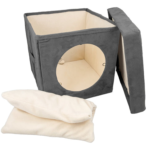 Kitty Zen Den- Cat House and Pet Bed