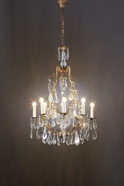 Entry Way Chandeliers