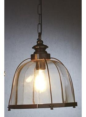 Pendant Light Avery Ceiling Lamp - Antique Brass