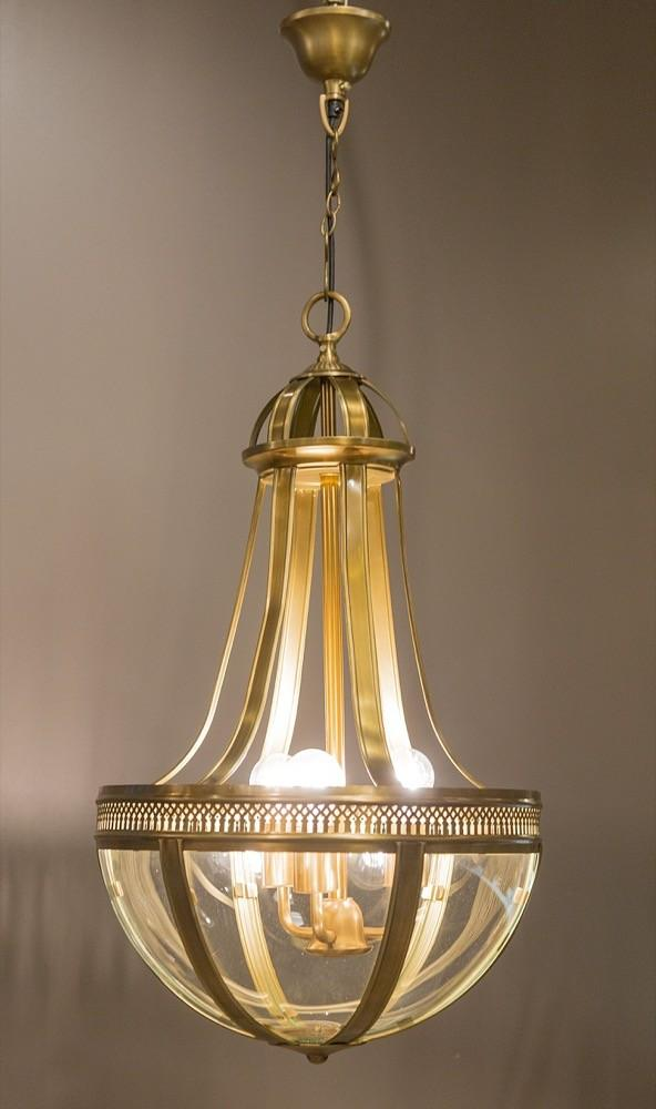 Pendant Light Doma Brass