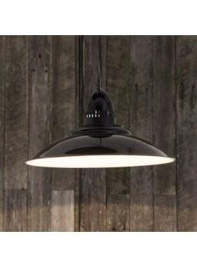 Pendant Light Brighton Hanging Lamp In Black