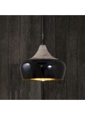 Pendant Light Milano Hanging Lamp In Black