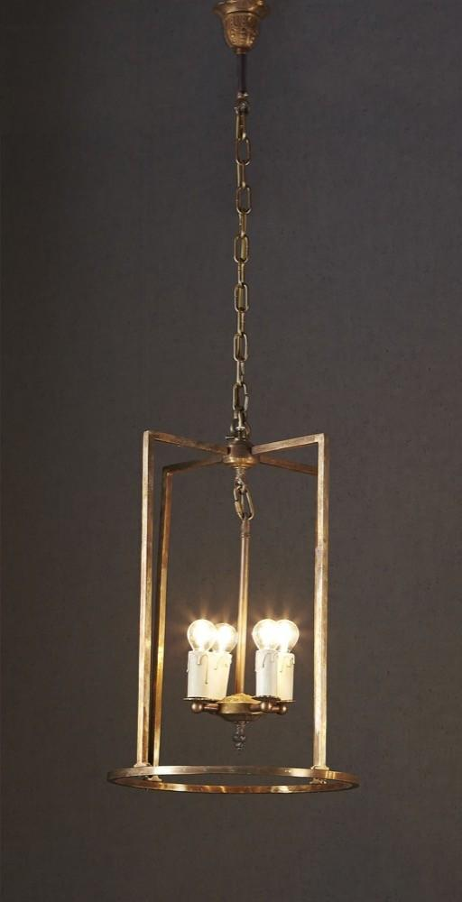 Pendant Light Candle 4 Light St Palais Small