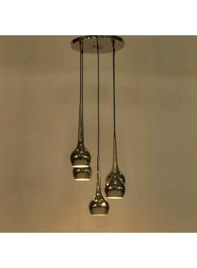 Pendant Light Starry Night Nickel