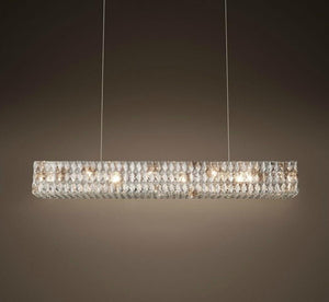 Chandelier Euston Rectangular