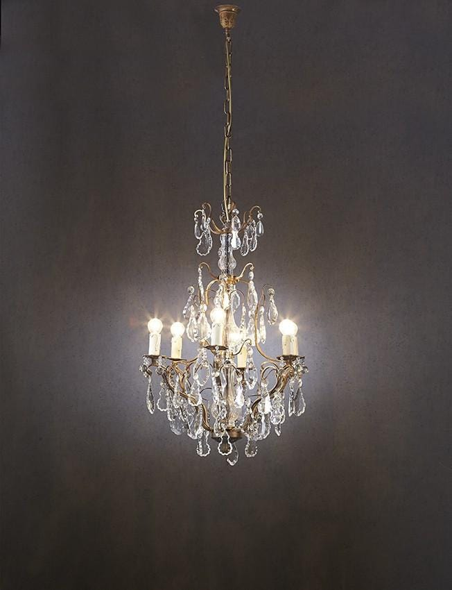 Chandelier Classic Crystal Roche