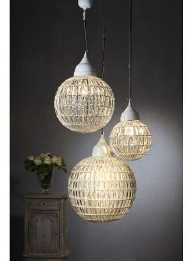 Pendant Light Madeira Ball Lamp In Small