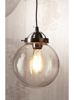 Pendant Light Celeste Small Hanging Lamp Antique Silver