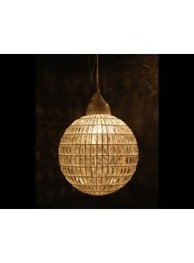 Pendant Light Madeira Ball Lamp In Large