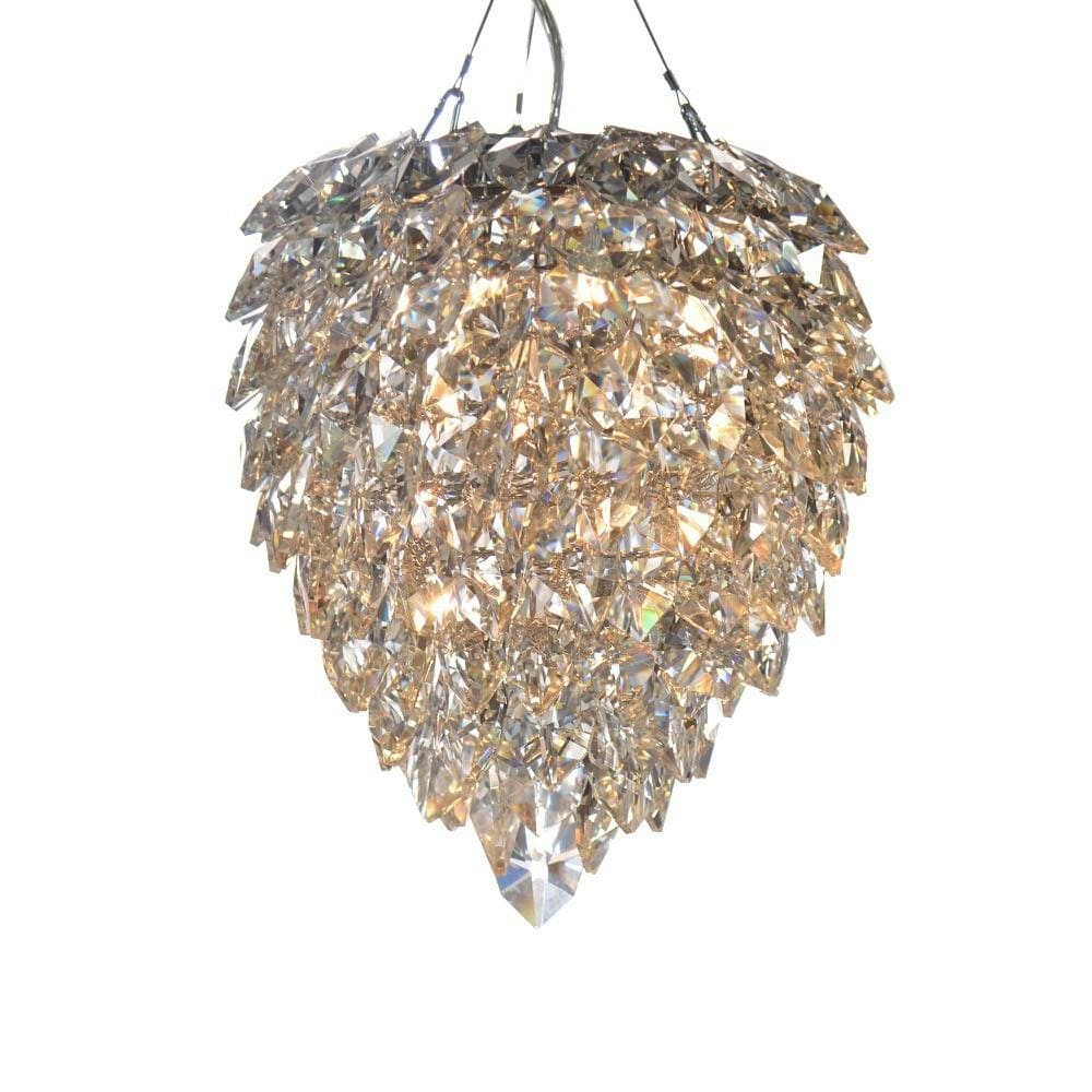 Chandelier Petals Pendant Medium Brilliant