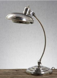 Desk Lamp Hamilton Table Lamp In Antique Silver