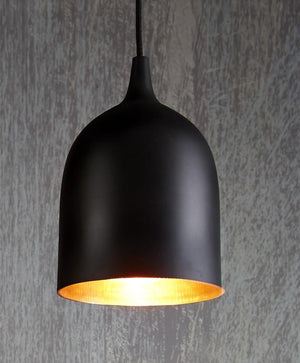Pendant Light Lumi-R Ceiling Lamp Black Label Copper