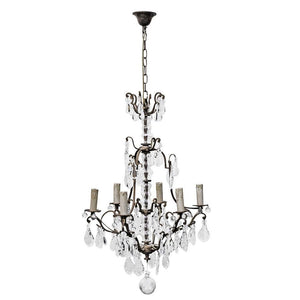 Chandelier Crystal Roche