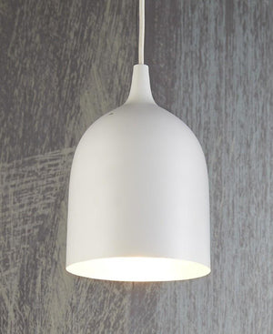 Pendant Light Lumi-R Ceiling Lamp White Label Silver