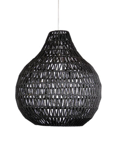 Cooper 45 Black Pendant Shade Only E27